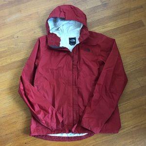 The North Face Mens Lighweight Rain Jacket M